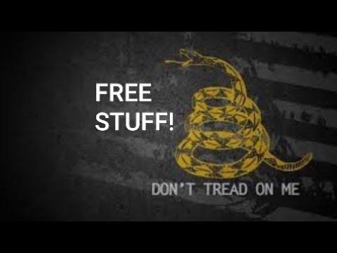 WHO WANTS FREE STUFF???