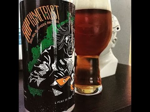 HOPTOMETRIST Double IPA from Roughtail Brewing Co