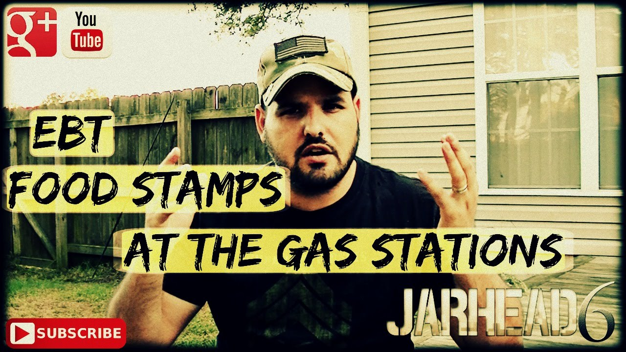 EBT or Food Stamps At The Gas Stations!