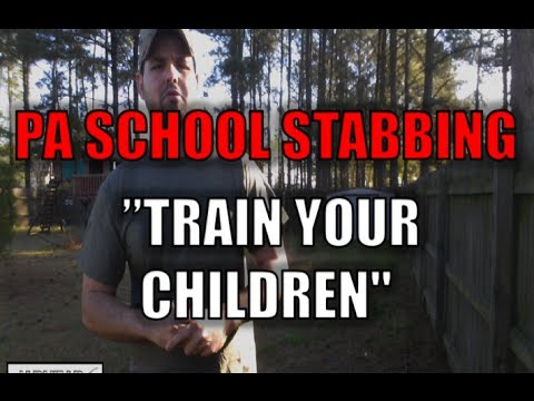 PA School Stabbing