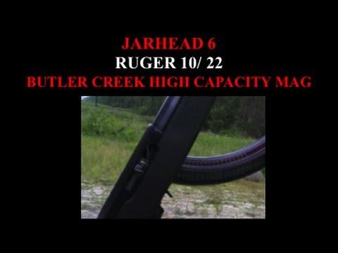 Ruger 10/22  Butler Creek 25 Round Magazine