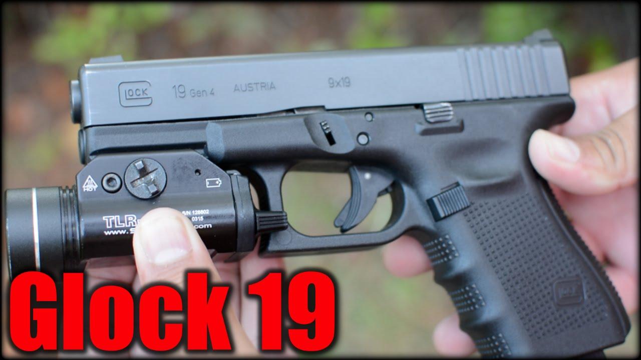 Glock 19  Best Overall Handgun