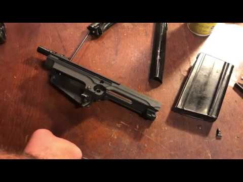 Gunnit Rust - FAL Group Build - DS Arms Type 2 Receiver Overview