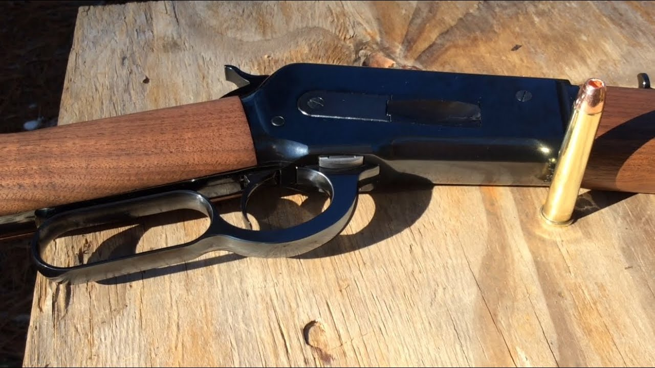 Winchester 1886 short rifle 45-90