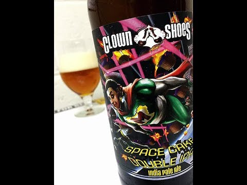 Space Cake Double IPA from Clown Shoes