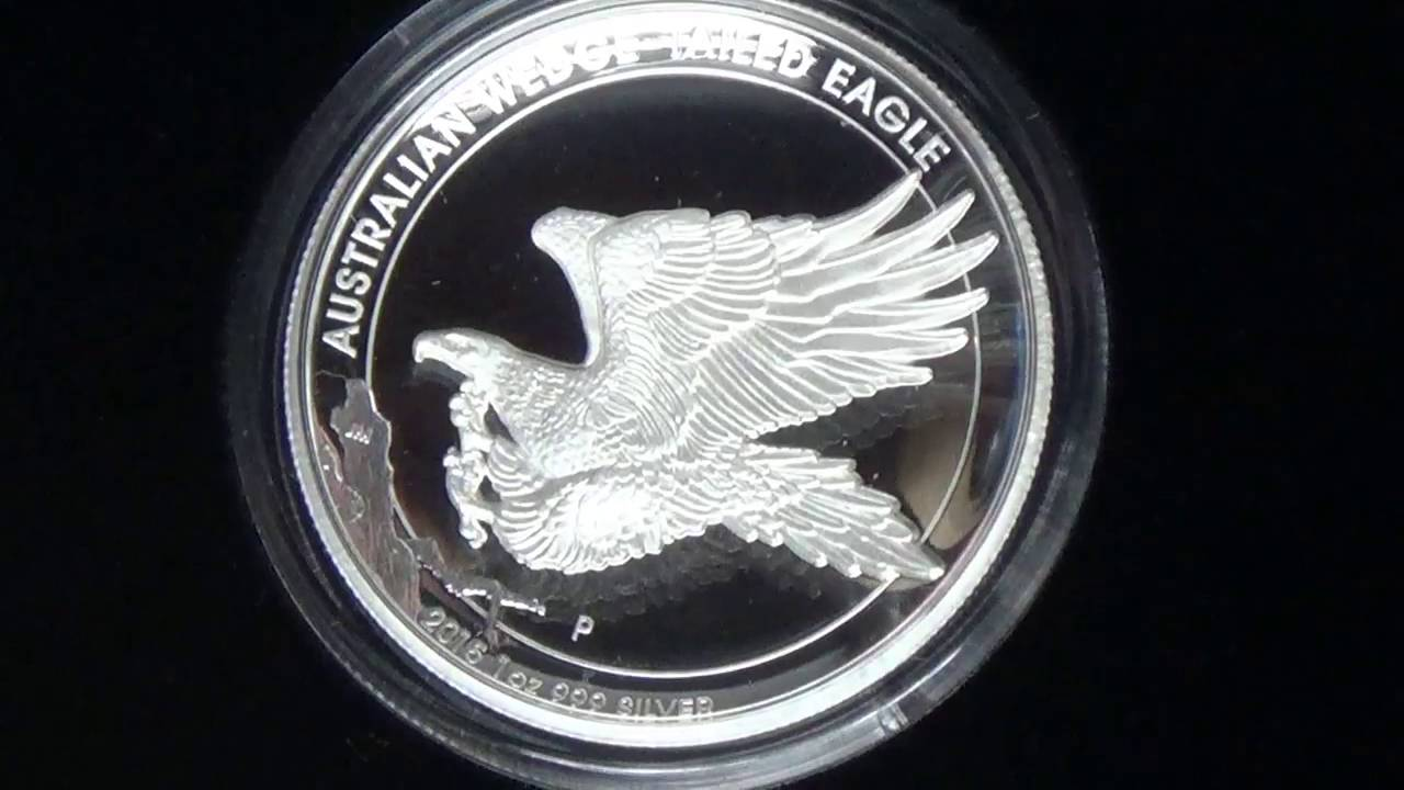 2015 1oz High Relief Wedge Tail Eagle order UPGRADED by The Coin Vault