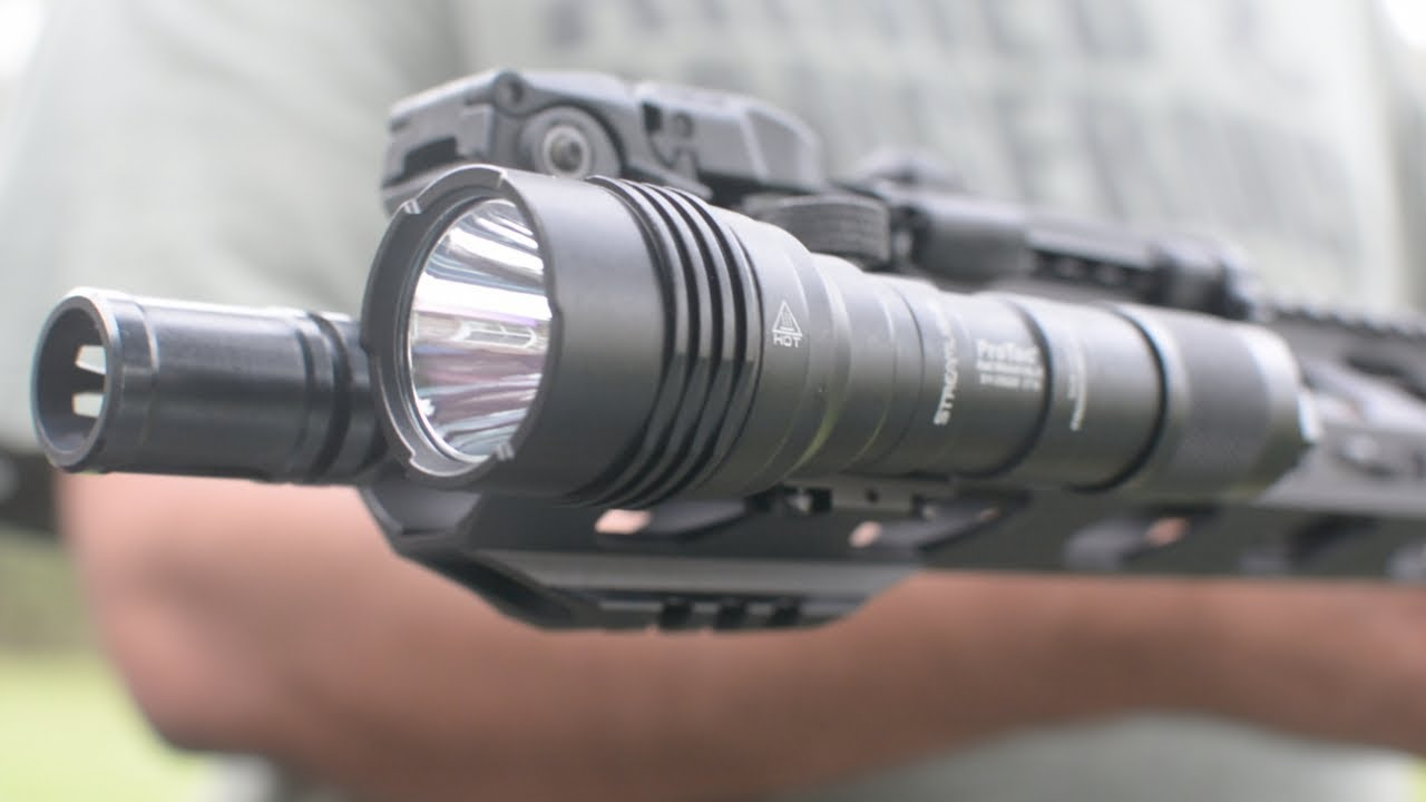 1000 Lumen Weapon Light| Streamlight Rail Mount HL-X