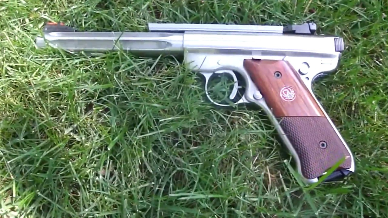Ruger Mark III Trigger, Sear and Magazine Disconnect