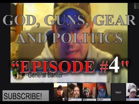 God, Guns, Gear and Politics