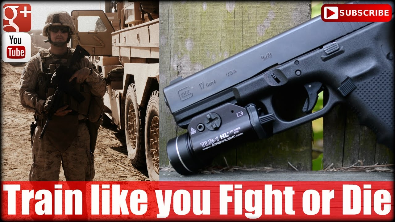 Concealed Carry: Train like you Fight or Die