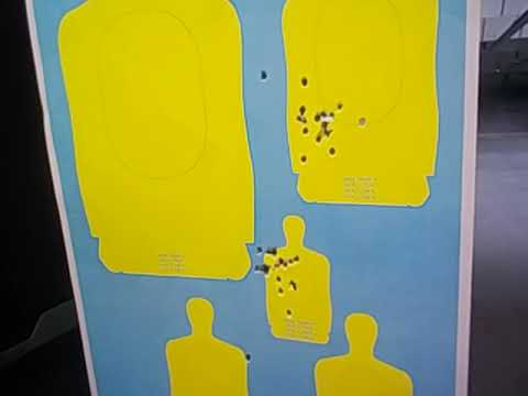 Jagemann Mag test and just some trigger time at the range.