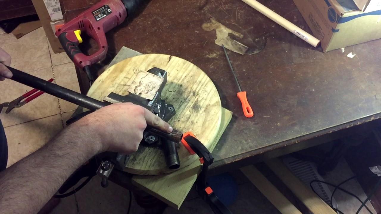Gunnit Rust - Zip Gun Build - Cutting To Size