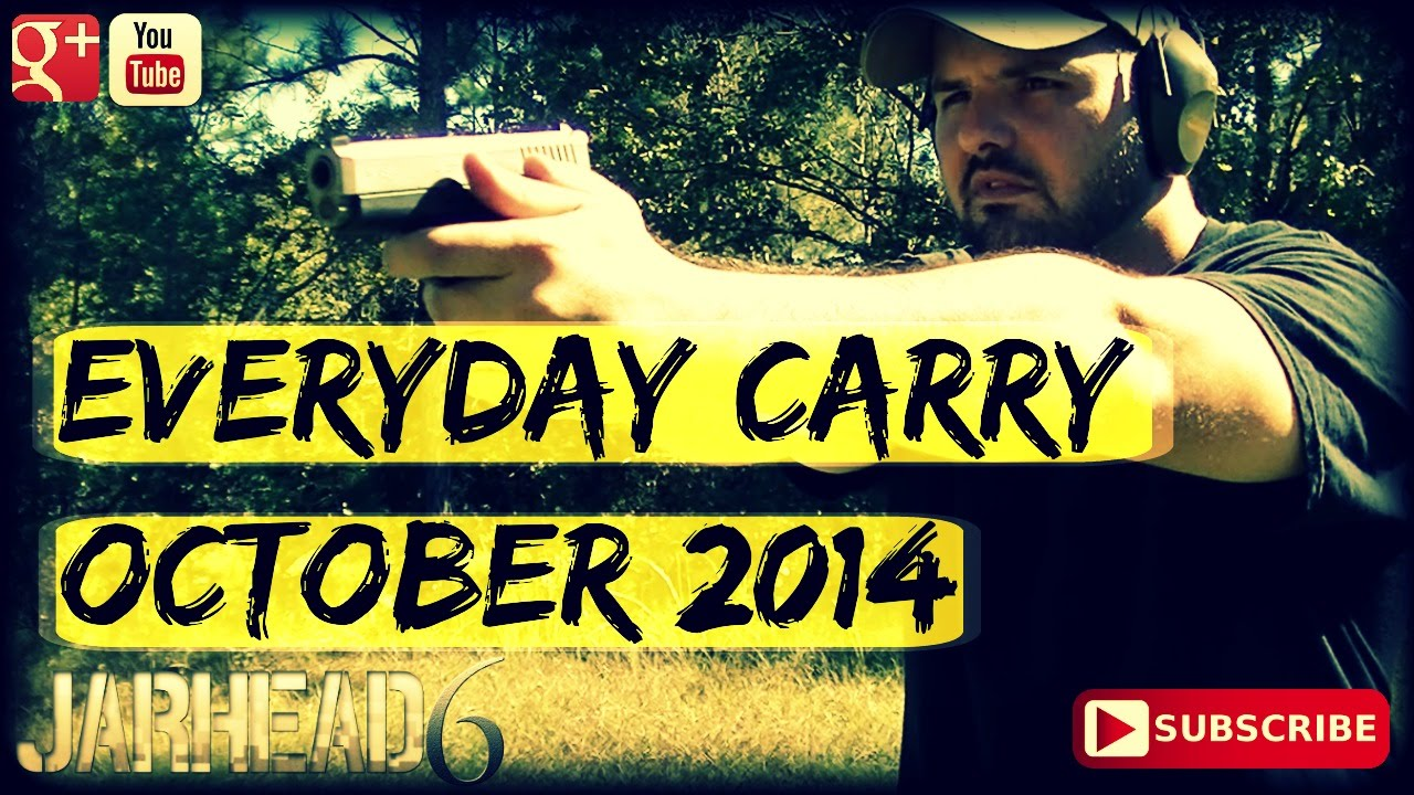 EDC: Everyday Carry October 2014