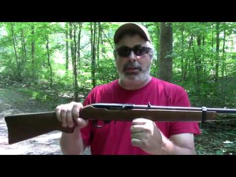 Shooting .22 Calibri in a Ruger 10/22