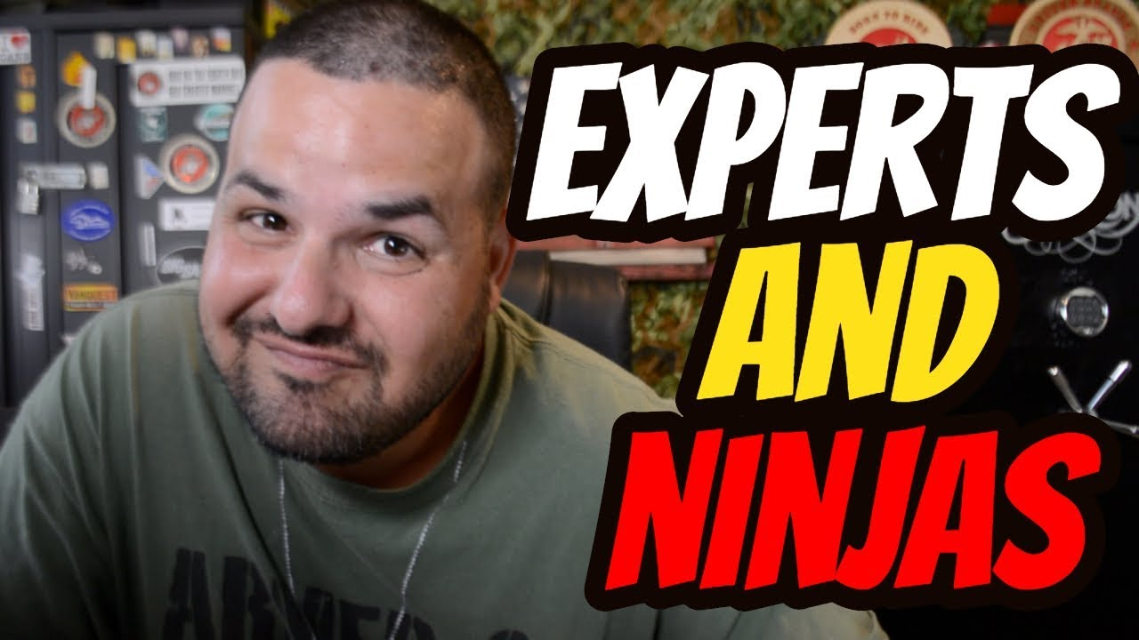 The Experts & The Ninjas!