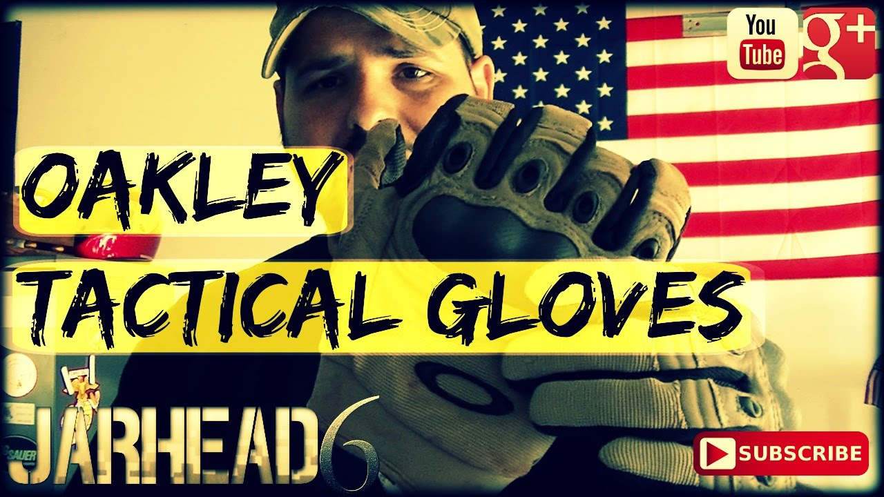 Oakley Tactical Gloves Sucks or Maybe Not!