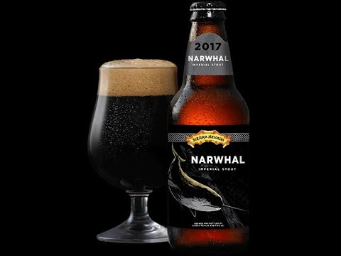 2018 NARWHAL Imperial Stout