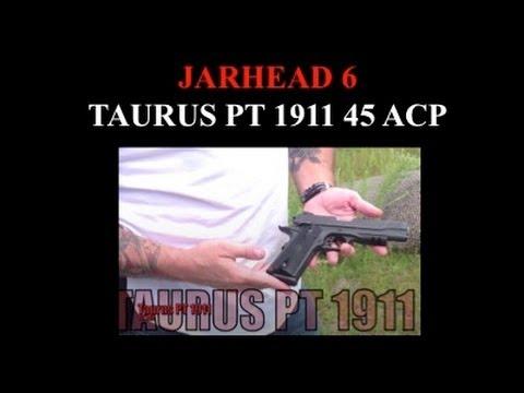 Taurus PT 1911 45 ACP