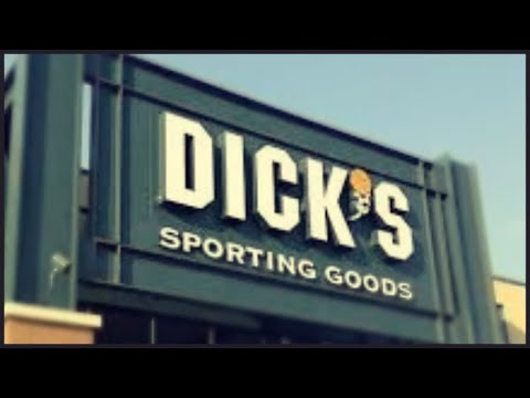 Dick's Will Stop Selling Assault Style Rifles