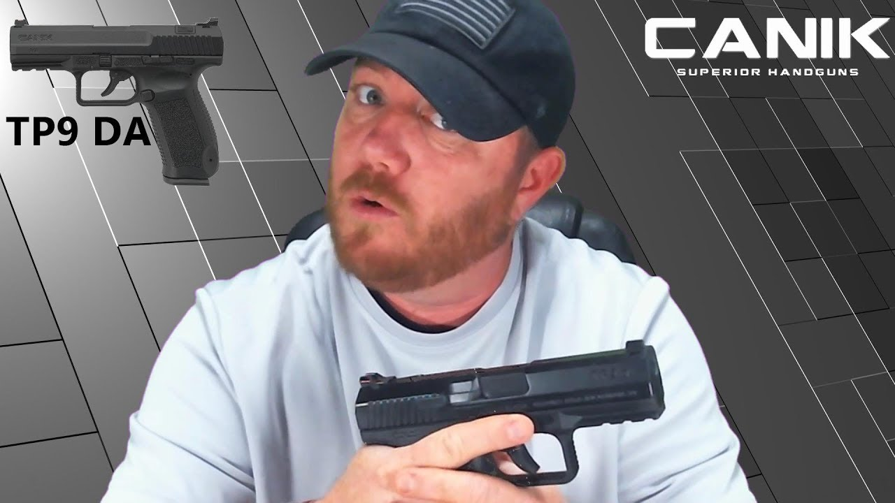 Canik TP9 First Impressions Review