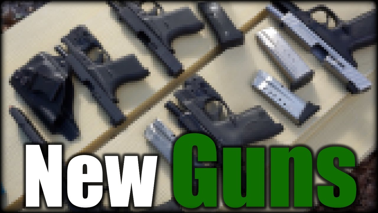 Be Aware of New Guns Entering the Market| Shot Show 2017