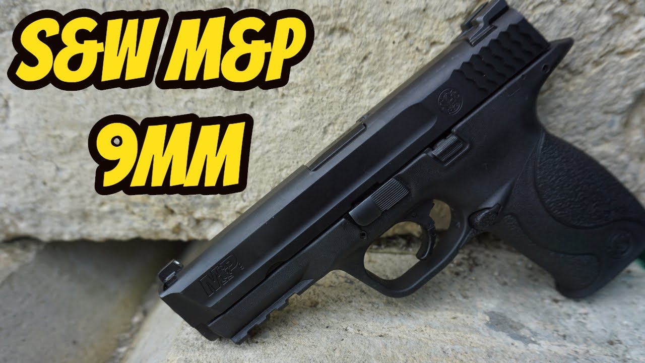 S&W M&P 9MM| Cheap & Great