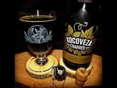 XOCOVEZA CHARRED from STONE BREWING