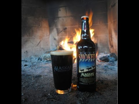 2017 SMOKED PORTER from ALASKAN BREWING Co
