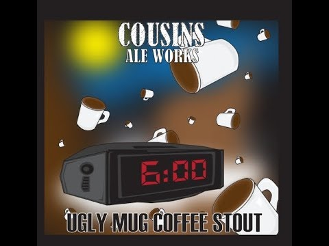 UGLY MUG COFFEE from COUSINS ALE WORKS