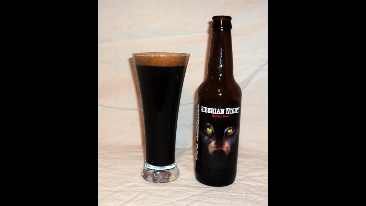 Siberian Night Imperial Stout from Thristy Dog Brewing