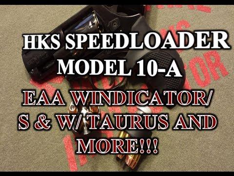 HKS SpeedLoader Model 10-A
