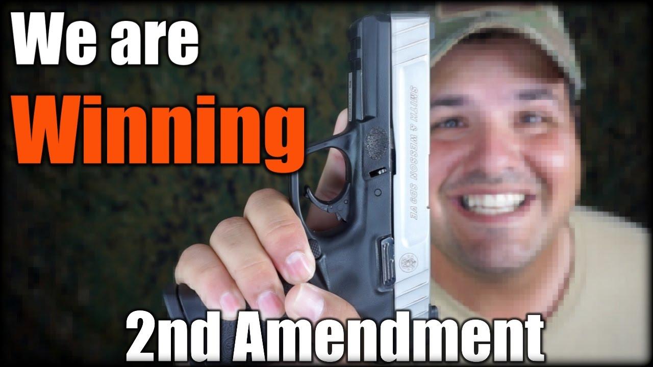 We are Winning| 2nd Amendment
