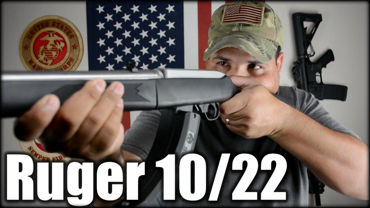 Ruger 10/22 for Self Defense