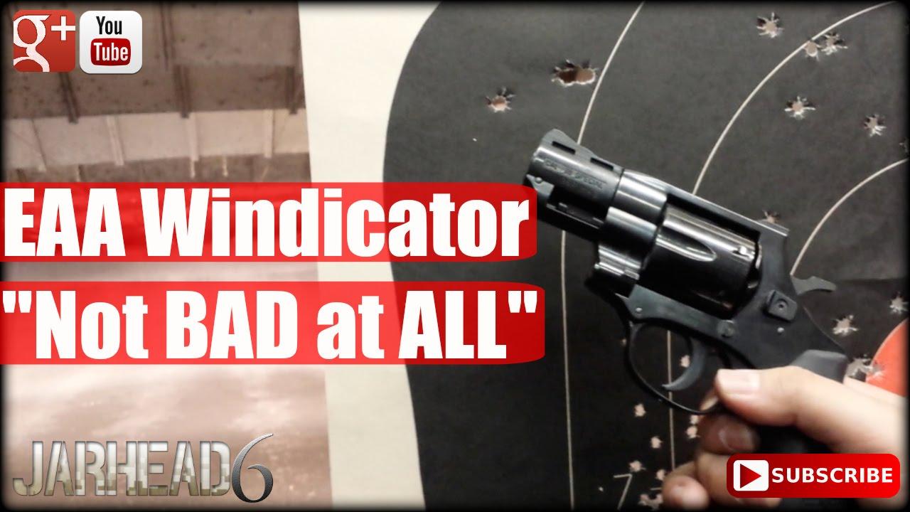 EAA Windicator 357 Mag