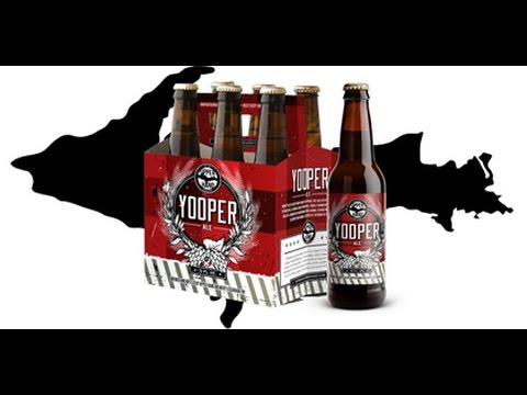 Yooper Ale from Upper Hand