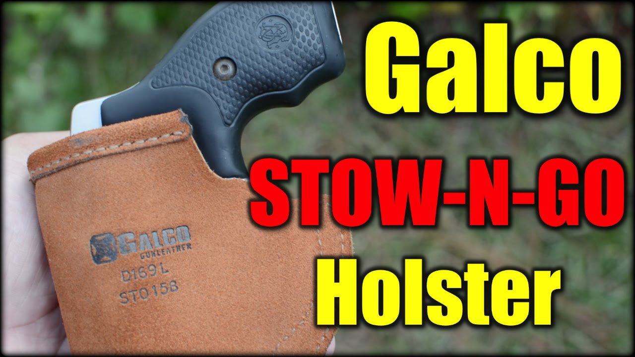 S&W 642 Galco STOW-N-GO Holster