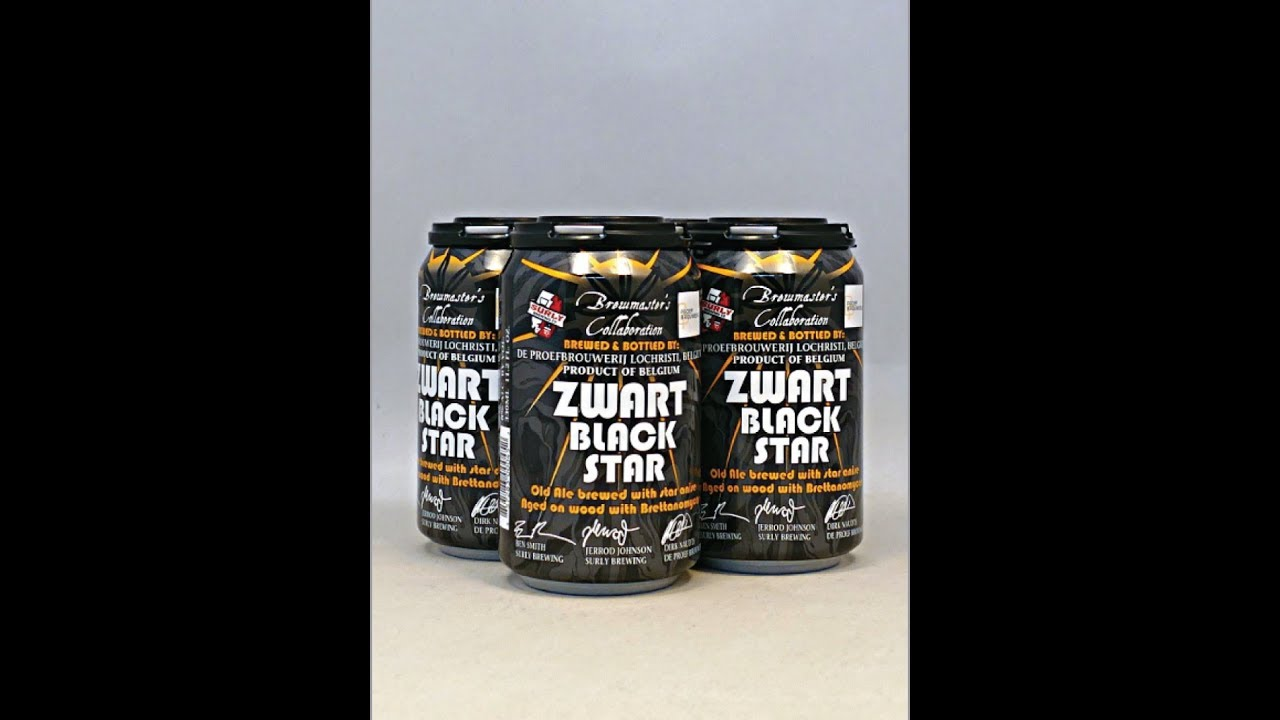 ZWART BLACK STAR