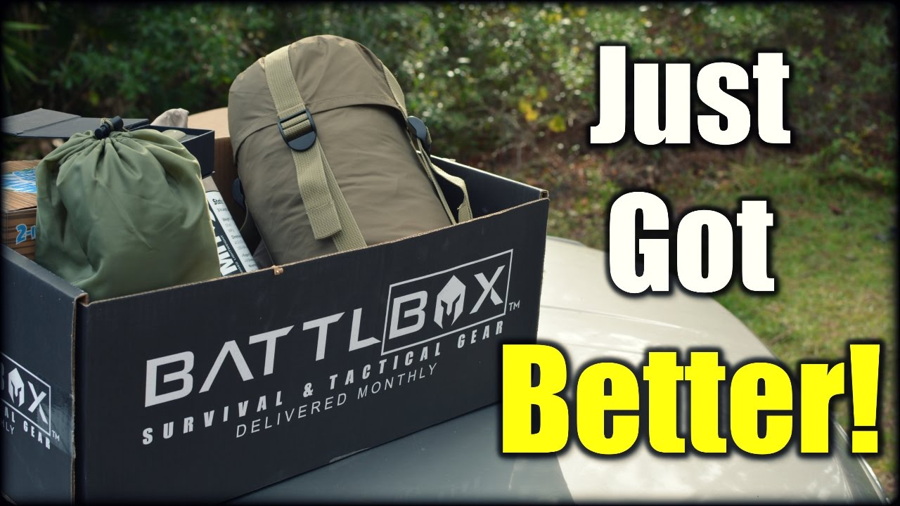 BattlBox Mission 21| Just Got Better!