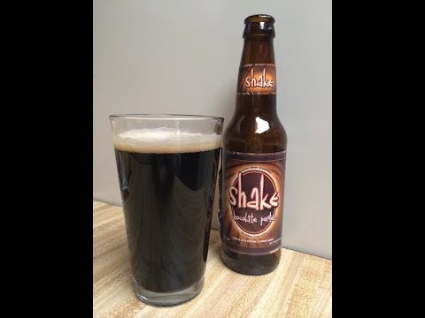 Shake Chocolate Porter from Boulder Beer Company