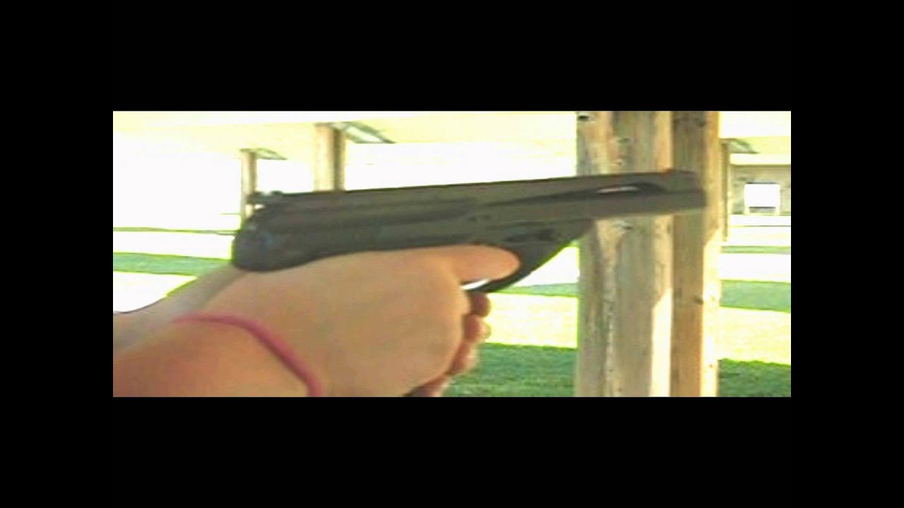 Beretta U22 Neos in Slow Motion
