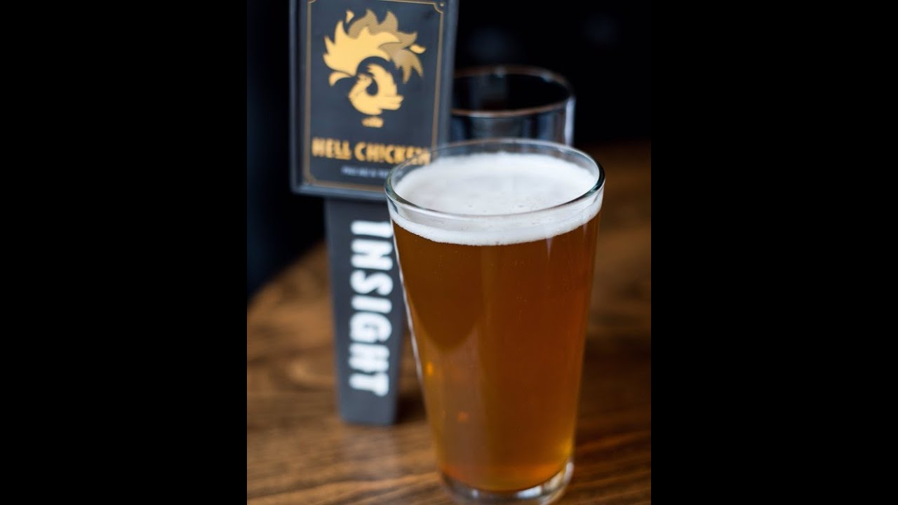 Hell Chicken Pale Ale