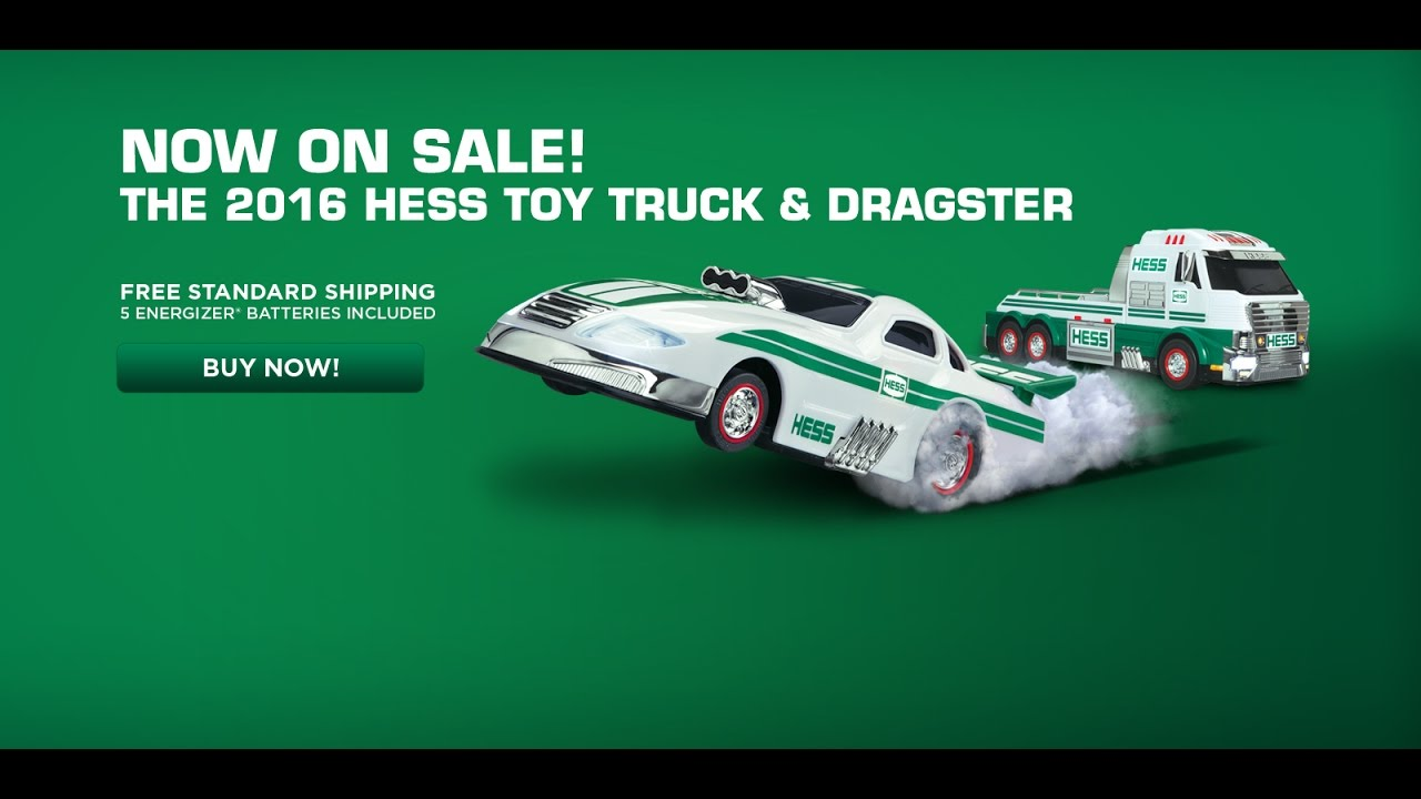 2016 Hess On Sale NOW plus I show my current Truck Collection