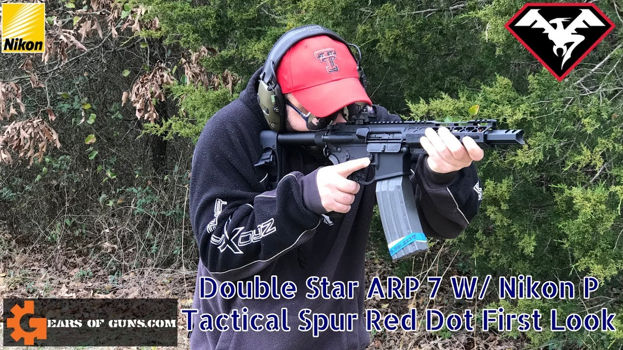 Double Star ARP 7 w: Nikon P Tactical Spur Red Dot A First Look