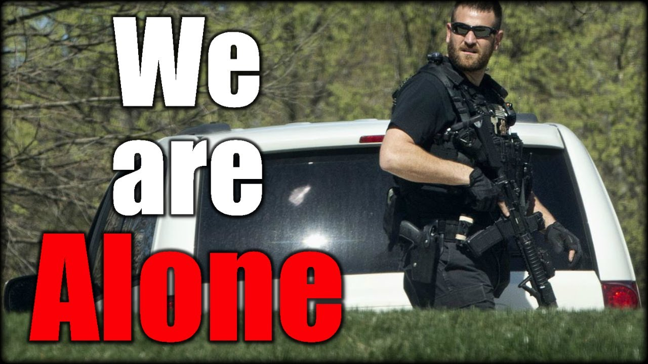 No Capitol Police for Us| We are Alone