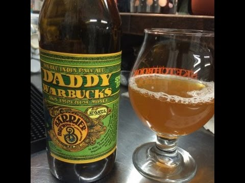 DADDY WARBUCKS Imperial IPA
