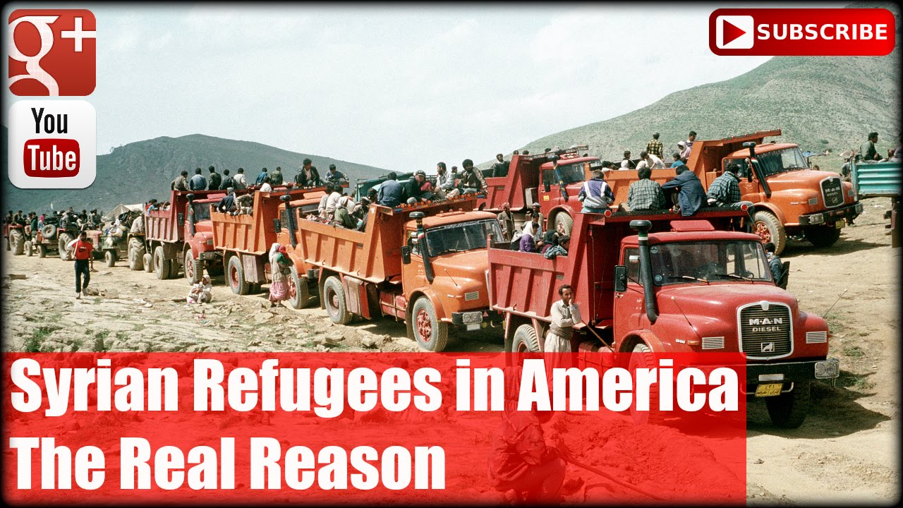 Syrian Refugees in America: The Real Reason| Fire Watch EP #10