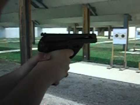 6 inch Beretta U22 Neos at 410fps