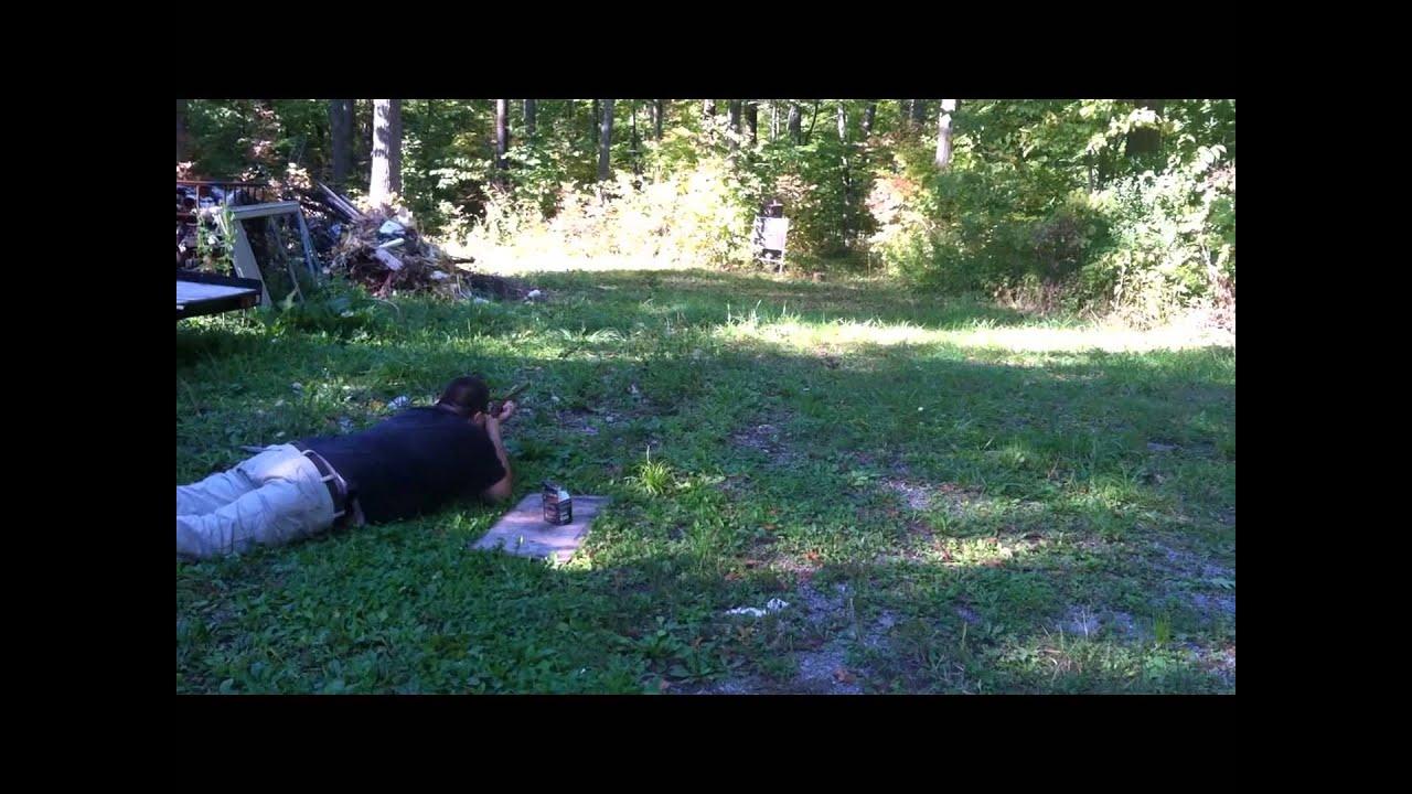September 2014 Gunnit Match (Iron Rifle/Iron Pistol)
