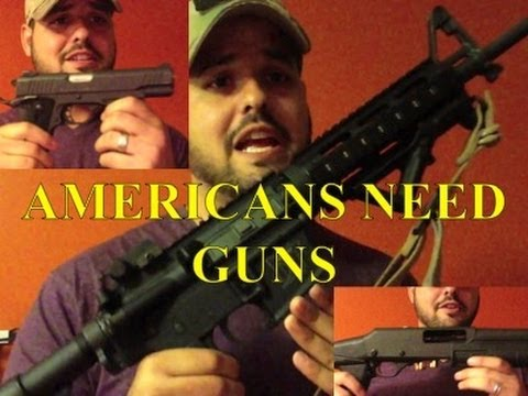Mass Shootings and Crimes: Americans need Guns