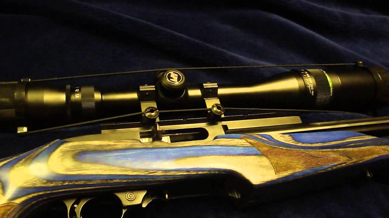 Ruger 10/22 Project / At the Range